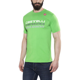 Castelli Advantage T-Shirt Men green